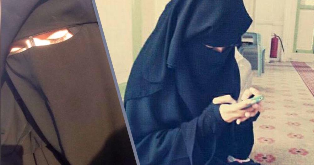 Hayat, 17: Därför har jag valt att bära niqab