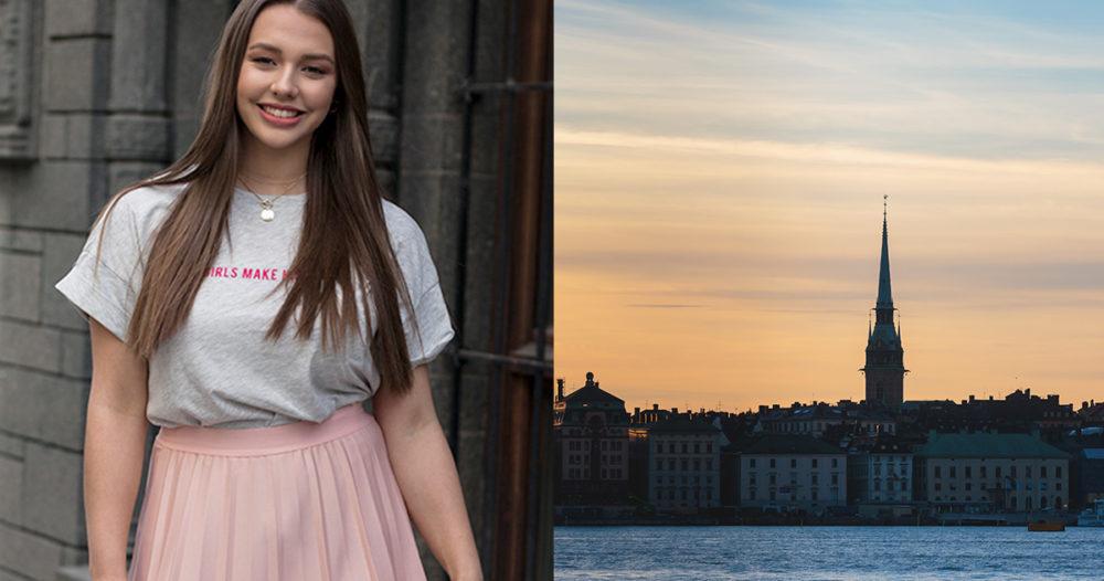 Här är Skam-stjärnans exklusiva modeguide till Oslo