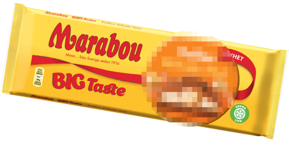 Marabou-ny-smak