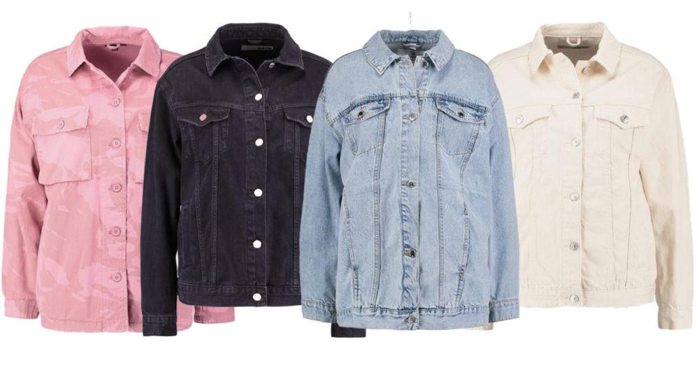 Vårens trendigaste jeansjackor