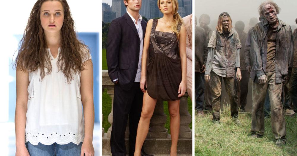 10 tv-serier som kommer förändra ditt liv
