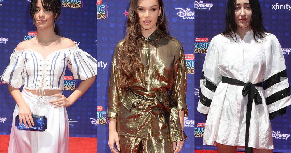 Se bilderna från röda mattan på Radio Disney Music Awards 2017