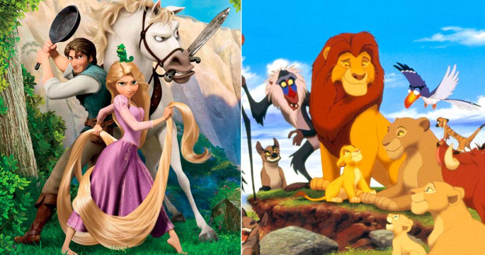 Test: vilken Disney-karaktär är du mest lik?