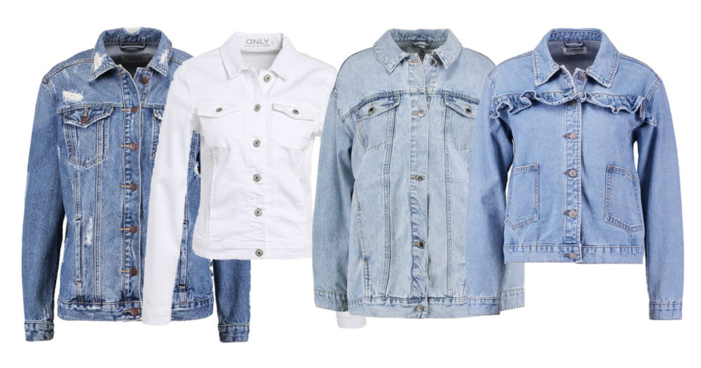 Så matchar du jeansjackan - fyra trendiga outfits