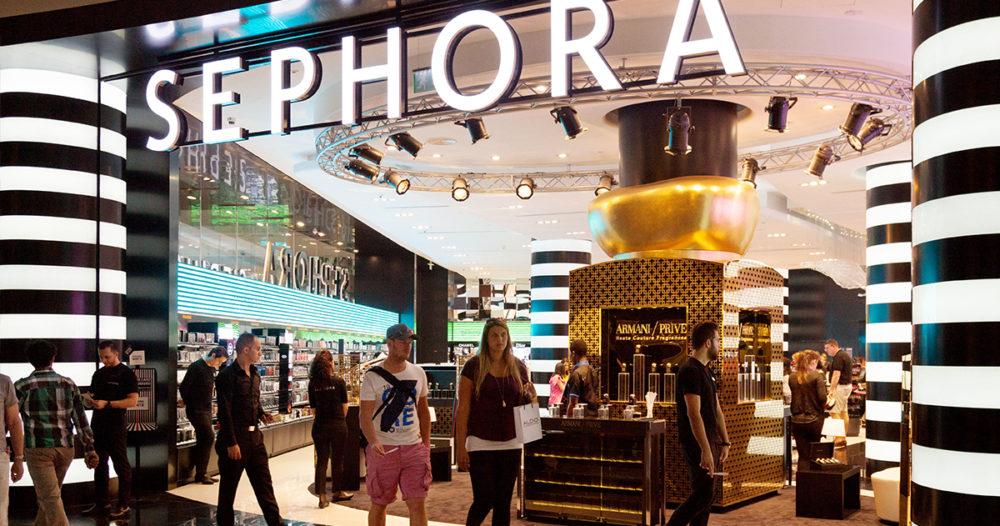 Här öppnar Sephora en ny butik i Sverige