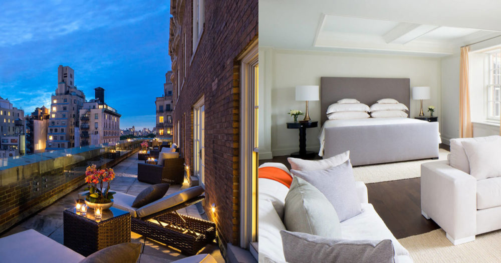 Här är världens dyraste hotellrum –se alla bilder