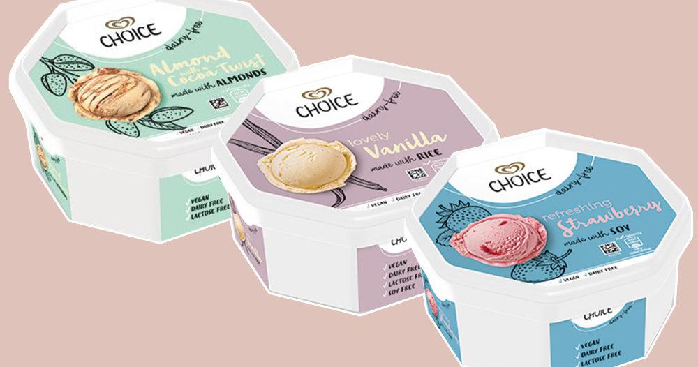 GB släpper sju nya glassar – helt veganska och laktosfria