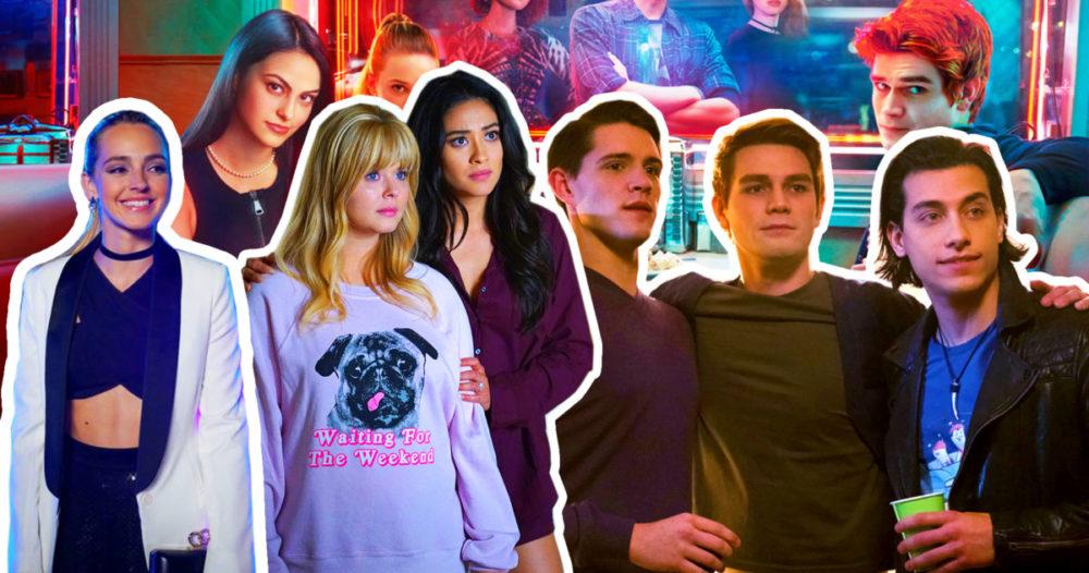 Fem tv-serier med gay-karaktärer