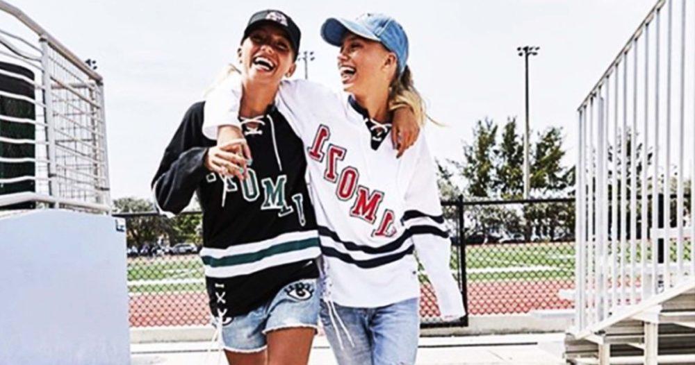 Sno stilen av musical.ly-tvillingarna Lisa & Lena