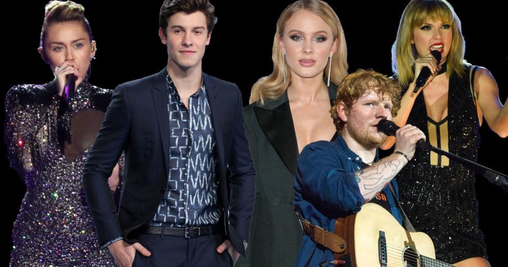 MTV-EMA-2017-NOMINERINGAR