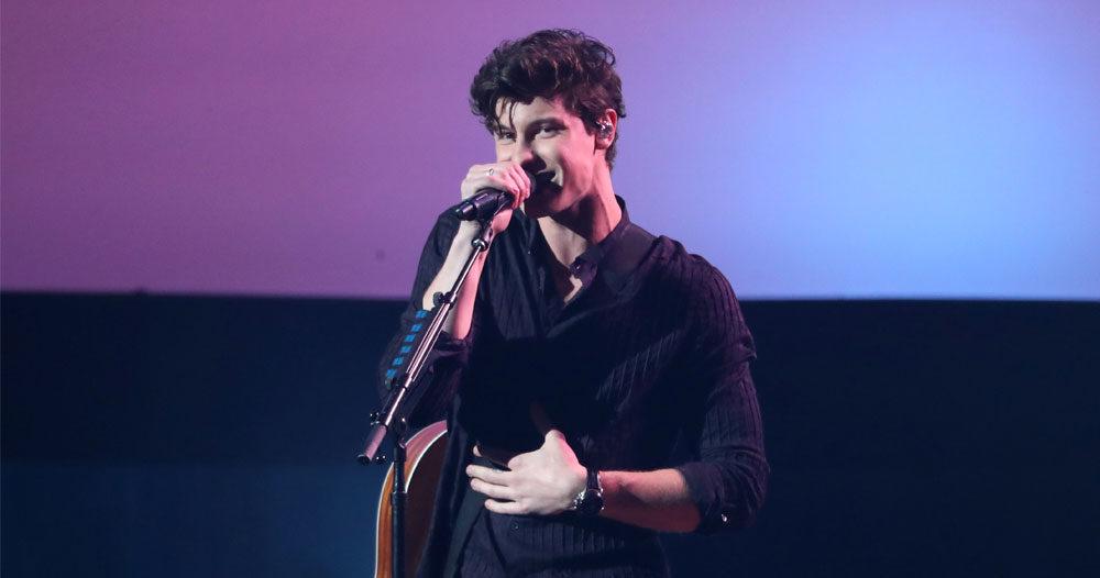 Shawn Mendes avslöjar: Då hade jag sex första gången