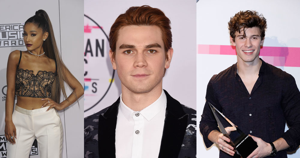 Test: Hur gamla är kändisarna?