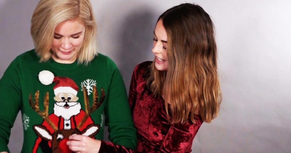 Tre looks för alla tillfällen i jul