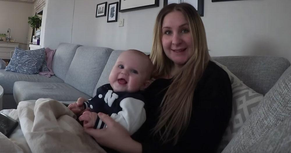 """Helen Torsgården avslöjar: """"Jag är gravid"""""""