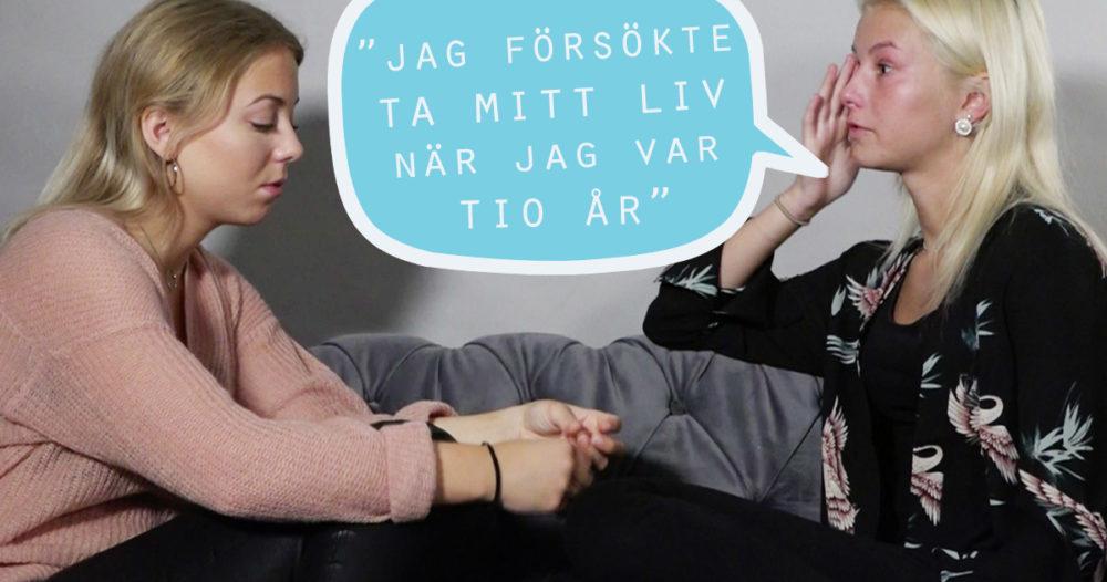 Nattid Sj Lvmord Nathalie Danielsson Om Mobbningen Som Pagatt