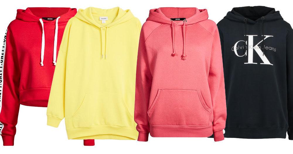12 hoodies i olika färger som du kommer älska