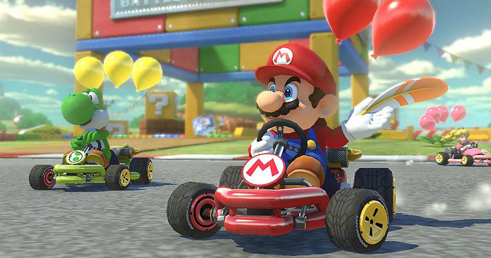 Snart kan du spela Mario Kart i mobilen – då kommer det