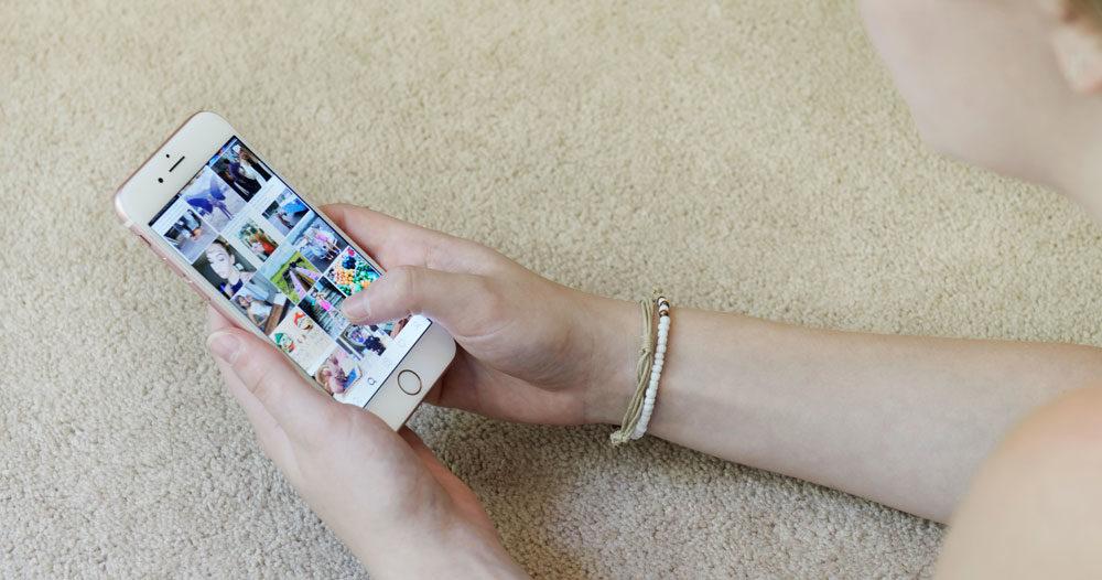 Nu ändrar Instagram hur ditt flöde ser ut igen